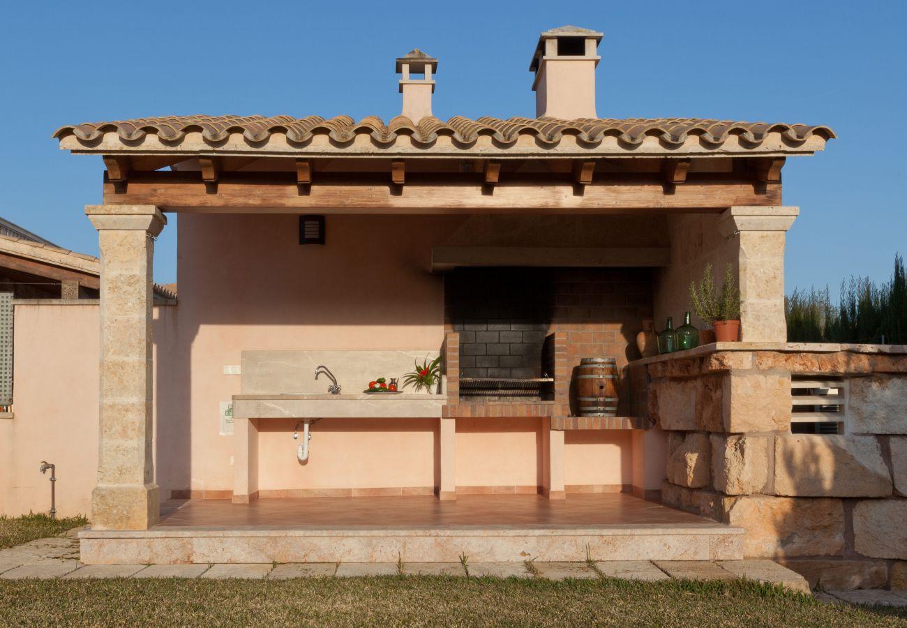 Villa en Sa Pobla - Villa Les Pells