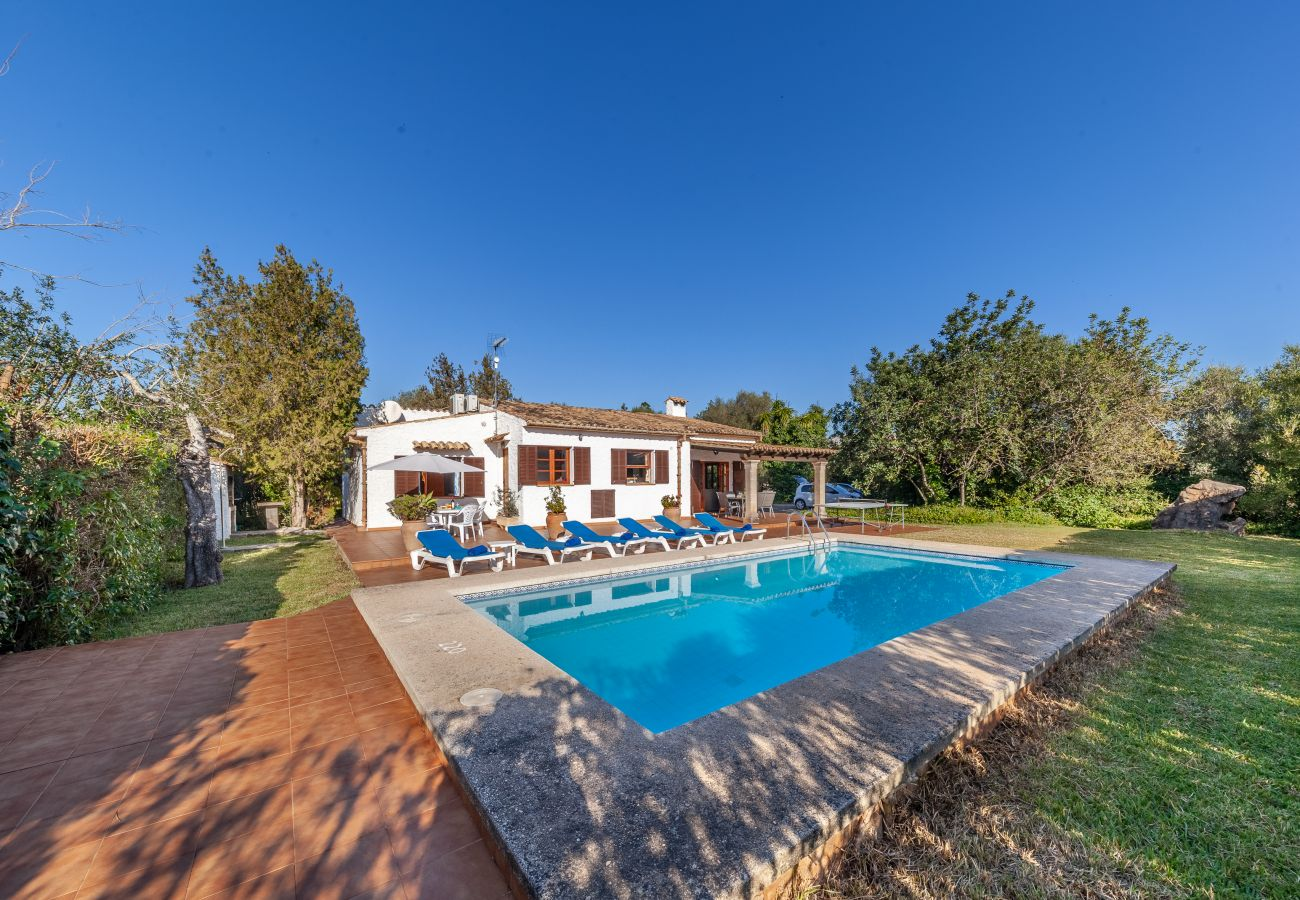 Villa en Pollensa - Villa Can Amer