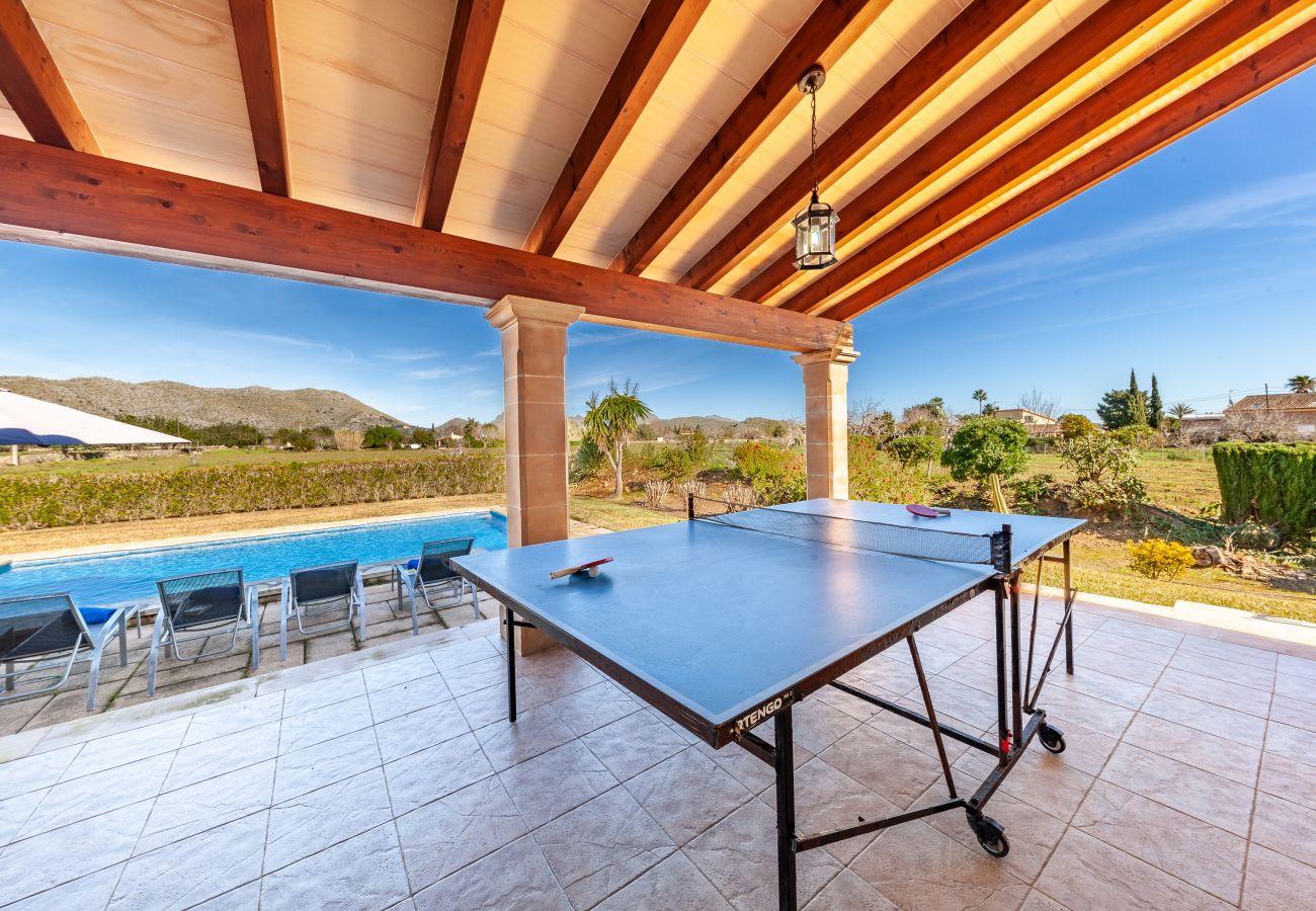 Villa en Pollensa - Villa Ca Na Tonina
