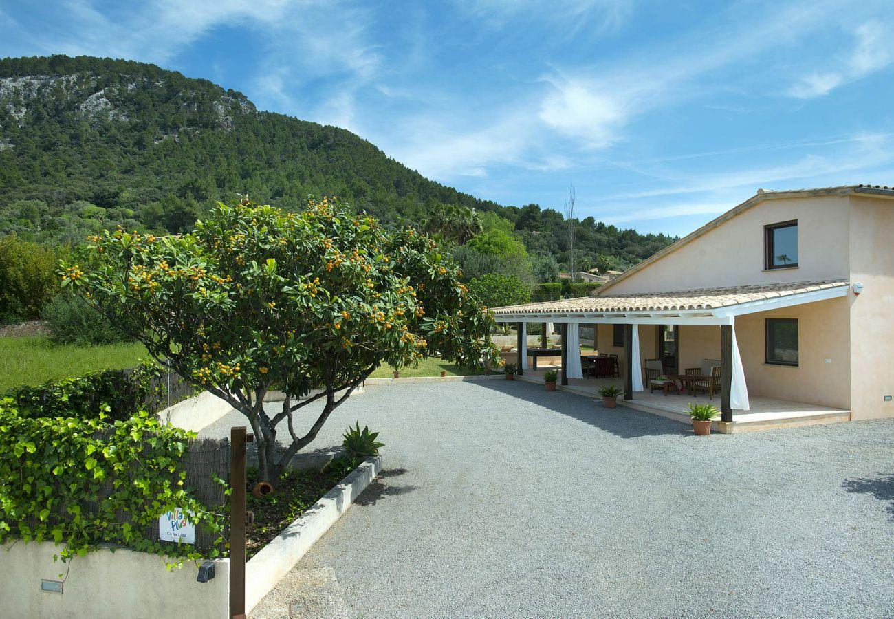 Villa en Pollensa - Villa Ca Na Lida