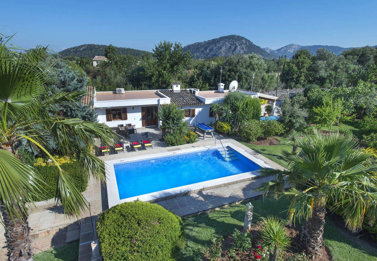 Villa en Pollensa - Villa Can Piña