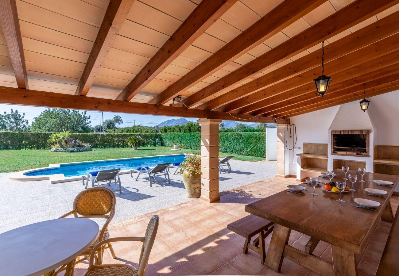 Villa en Pollensa - Villa Can Roig