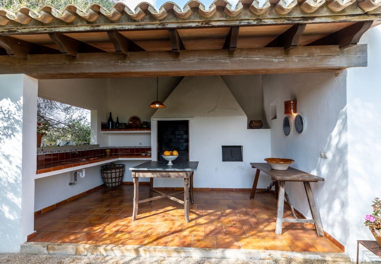 Villa en Pollensa - Villa Can Borras