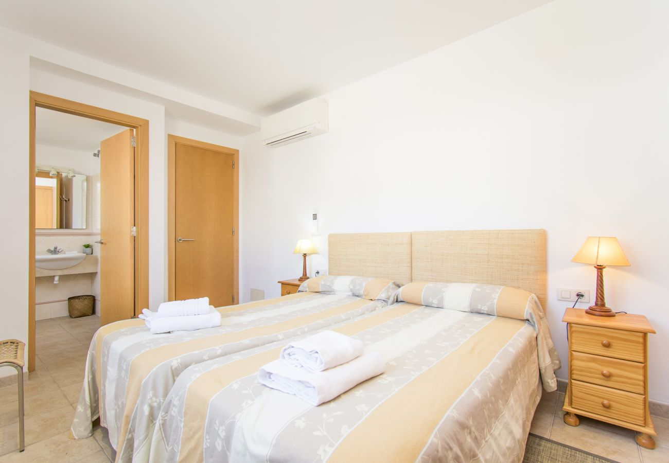 Apartamento en Port de Pollença - Apartamentos Talaia